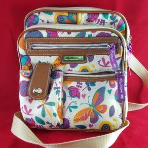 Lily Bloom Purse #108833 Butterfly, Ladybug, Snail